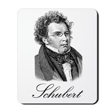 Schubert Mousepad