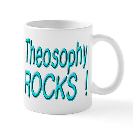 Theosophy Rocks ! Mug