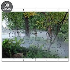 Asian Garden Fog Puzzle
