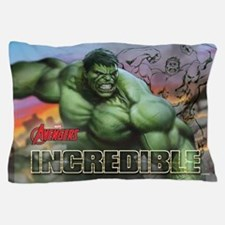 Avengers Incredible Hulk Pillow Case