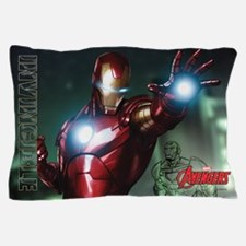 Avengers Invincible Iron Man Pillow Case