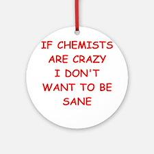 CHEMIST Ornament (Round)