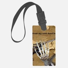 Second Amendment Luggage Tag