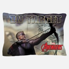 Avengers On-Target Hawkeye Pillow Case