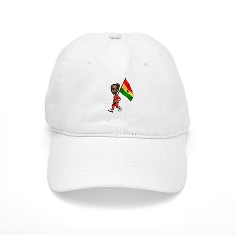 Ghana Girl Cap