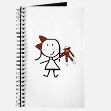 Girl & Monkey Journal