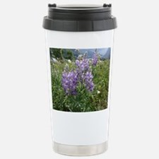 Cute Lupine Travel Mug