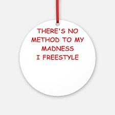 madness Ornament (Round)