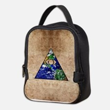 All Seeing All Knowing Neoprene Lunch Bag