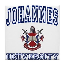 JOHANNES University Tile Coaster