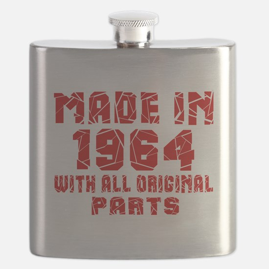 Made In 1964 With All Original Parts Flask