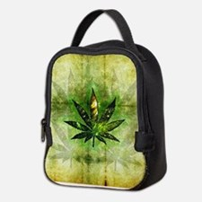 Galactic Ganja Neoprene Lunch Bag