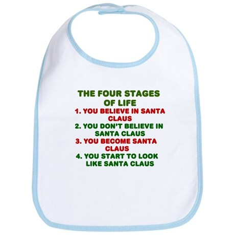 Four Stages of Life Bib
