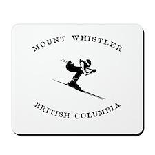 Mount Whistler British Columbia Canada Ski Mousepa