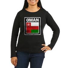 Flag of Oman Long Sleeve T-Shirt