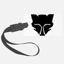 Zero fox given Luggage Tag