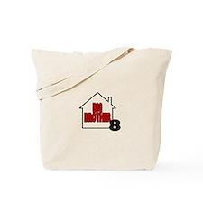 Big Brother 8 Tote Bag