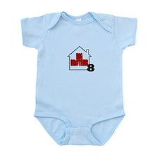 Big Brother 8 Infant Bodysuit