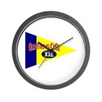 Old Mens Club Wall Clock