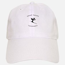 Squaw Valley California Ski Baseball Baseball Baseball Cap
