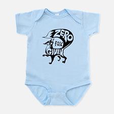 Zero Fox Given Body Suit