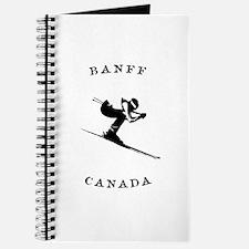Banff Canada Ski Journal