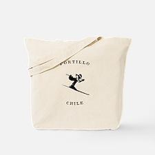 Portillo Chile Ski Tote Bag