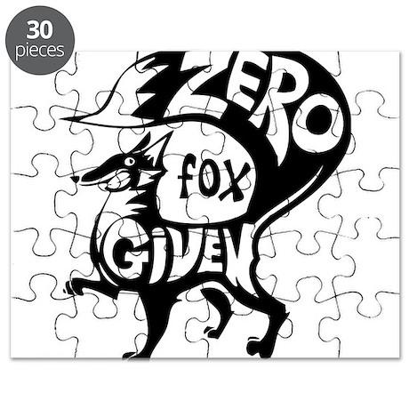 Zero Fox Given Puzzle by ADMIN_CP75933496