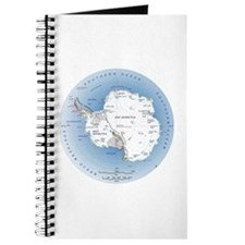Map Antarctica Journal