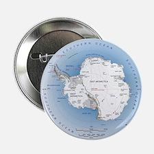 """Map Antarctica 2.25"""" Button"""