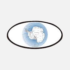 Map Antarctica Patches