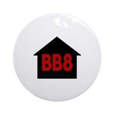 BB8 Ornament (Round)