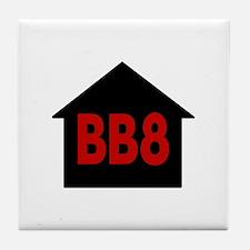 BB8 Tile Coaster