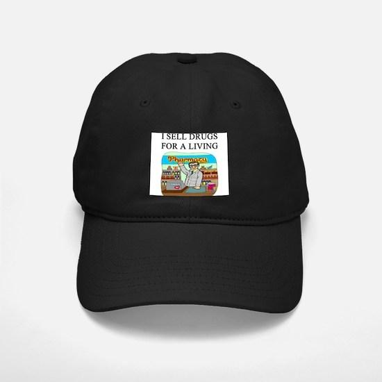 funny pharmacist joke gifts t-shirts Baseball Hat