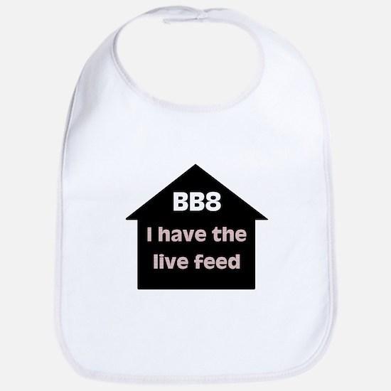 BB8 Live Feed Bib