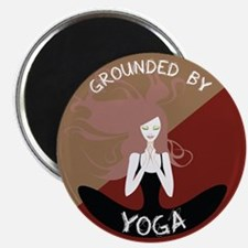 Grounded By Yoga Magnets
