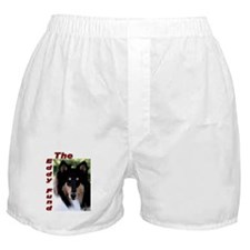 Cute Norcal rescue Boxer Shorts