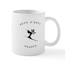 Alpe d'Huez France Ski Mugs