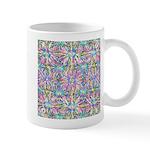 Pastel Bursts 1 Mug