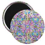Pastel Bursts 1 Magnet