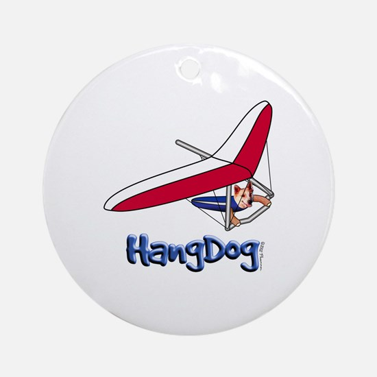 Hangdog Ornament