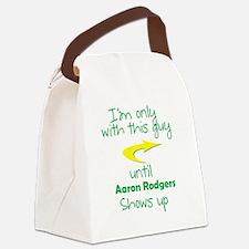 New Boyfriend Canvas Lunch Bag