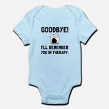 Remember You In Therapy Body Suit
