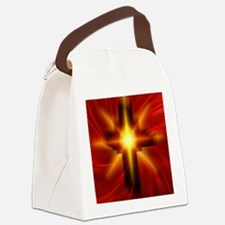 Funny Religion Canvas Lunch Bag