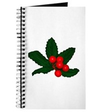 Holly Berries Journal