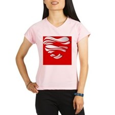 valentines day Performance Dry T-Shirt