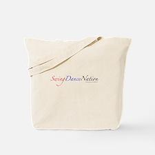 Swing Dance Nation Tote Bag