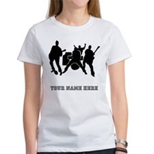 Custom Rock Band T-Shirt