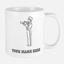 Custom Trumpet Player Mugs