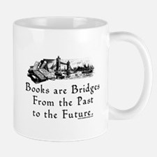 Books are Bridges Mug